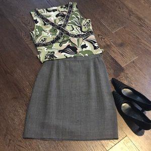 Armani Vestimenta Spa Skirt
